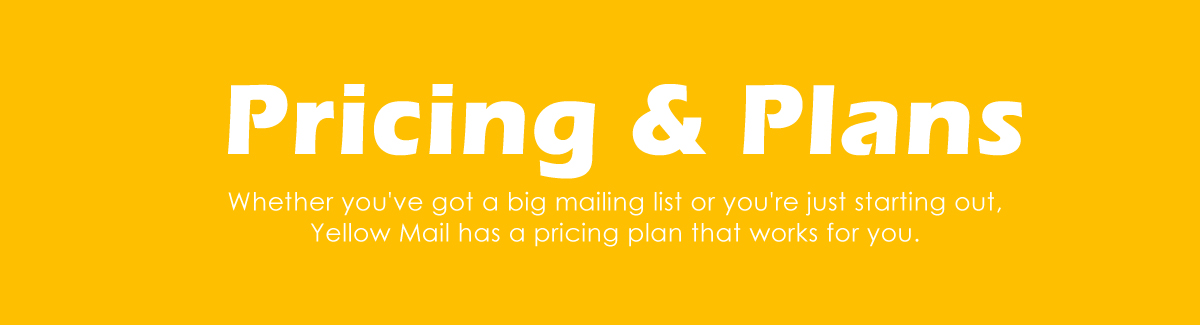 Bulk Email Marketing Price
